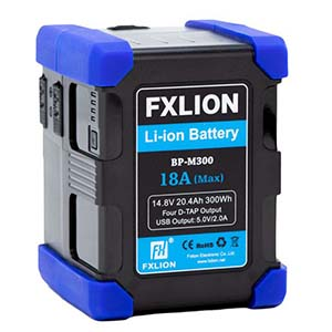 FXLION Compact Square battery V-Mount,300Wh