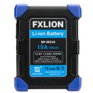 FXLION Compact Square battery V-mount,205Wh