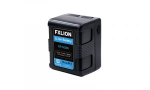 FXLION Compact Square battery V-mount, 198Wh 14.8V