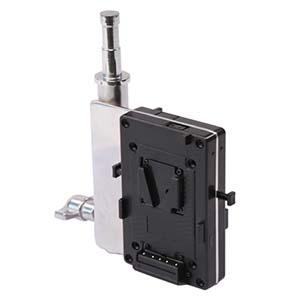 Fxlion Battery Plate Adapter for LED Lights (Dual V-Mount)