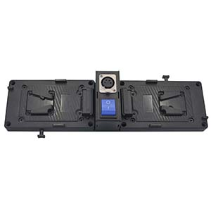 FXLION Battery Plate for ARRI Skypanel