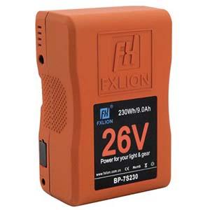 Fxlion 230Wh 26V V-Mount battery