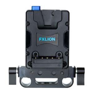 Fxlion NANO V-Mount Plate w/15mm Rod