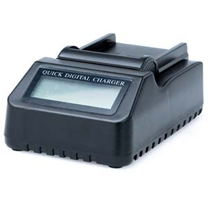 Fxlion DV Battery Charger for Canon BP-975