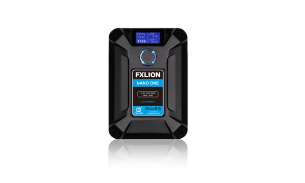 FXLION Nano One Ultra Compact 50Wh V-Mount Battery