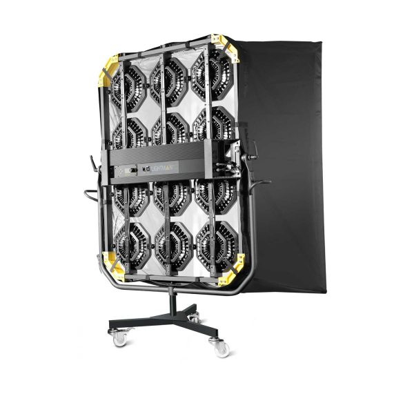 Lightstar LUXED-12 Bi-Color LED 2160W - reverse