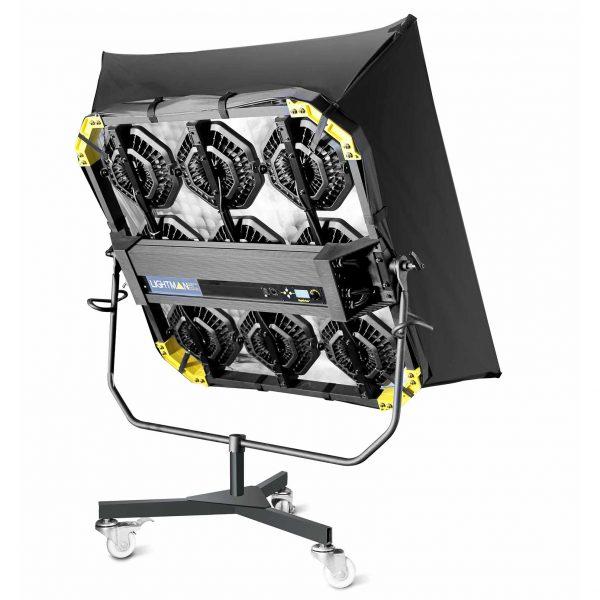 Lightstar LUXED-9 Bi-Color LED 1620W - reverse