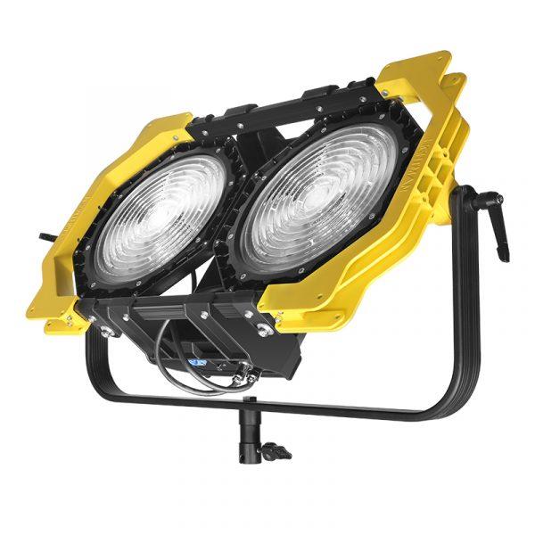 Lightstar LUXED-2-LM Bi-Color LED 360W LumenRadio - tilted