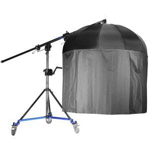 Lightstar Black Skirt AIRLITE 500W