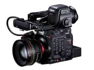 Canon C500 MK II camera