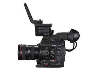 Canon C300 MK III Camera