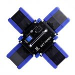 Fxlion Sky Three with 4 V-Mount batteries attached
